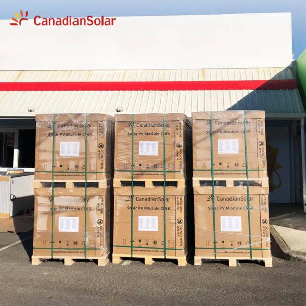 25 kw napelemes rendszer